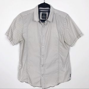 Prana Slim Fit Short Sleeve Shirt